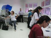 Visita al Banco de Sangre 21