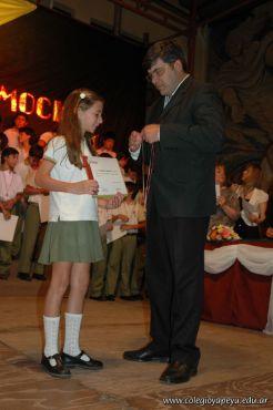 Acto de Colacion de Primaria 2010 300