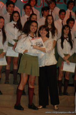 Acto de Colacion de la Promocion 2010 224