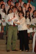 Acto de Colacion de la Promocion 2010 234
