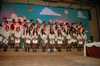 Acto de Colacion de la Promocion 2010 261
