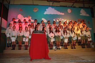 Acto de Colacion de la Promocion 2010 286