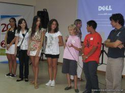 Bienvenida a alumnos nuevos de la Secundaria 22