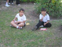 3er grado empezo el Campo Deportivo 139