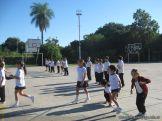 3er grado empezo el Campo Deportivo 24