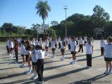 3er grado empezo el Campo Deportivo 25