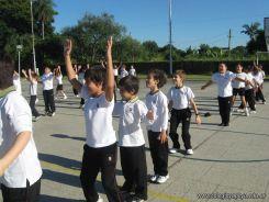 3er grado empezo el Campo Deportivo 33