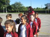 3er grado empezo el Campo Deportivo 8