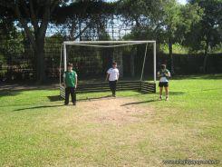 3er grado empezo el Campo Deportivo 88