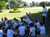 4to grado empezo el Campo Deportivo 11