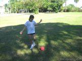 4to grado empezo el Campo Deportivo 56