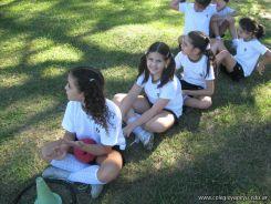4to grado empezo el Campo Deportivo 63
