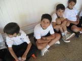 4to grado empezo el Campo Deportivo 9