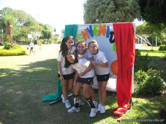 La Secundaria empezo el Campo Deportivo 1
