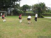 La Secundaria empezo el Campo Deportivo 111