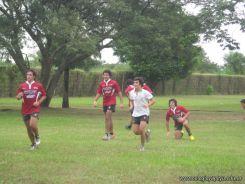 La Secundaria empezo el Campo Deportivo 116