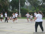 La Secundaria empezo el Campo Deportivo 121