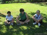La Secundaria empezo el Campo Deportivo 20