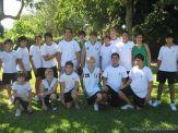 La Secundaria empezo el Campo Deportivo 21