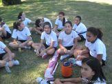 La Secundaria empezo el Campo Deportivo 22