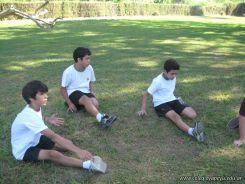 La Secundaria empezo el Campo Deportivo 39