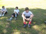 La Secundaria empezo el Campo Deportivo 46