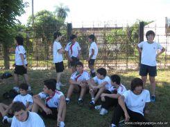 La Secundaria empezo el Campo Deportivo 49