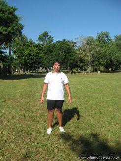 La Secundaria empezo el Campo Deportivo 54