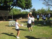 La Secundaria empezo el Campo Deportivo 57