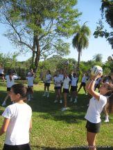 La Secundaria empezo el Campo Deportivo 61