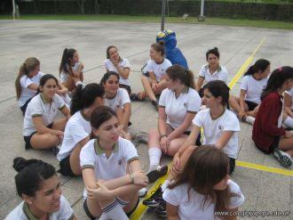 La Secundaria empezo el Campo Deportivo 80