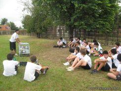 La Secundaria empezo el Campo Deportivo 93