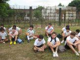 La Secundaria empezo el Campo Deportivo 95