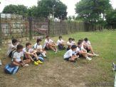 La Secundaria empezo el Campo Deportivo 96