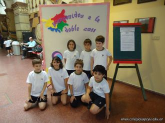 Primer Dia de Doble Escolaridad de 4to grado 1