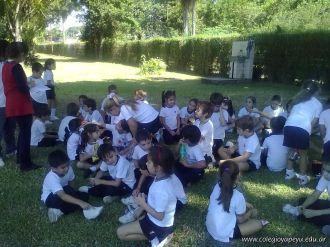Primer dia de Campo de 2do grado 16
