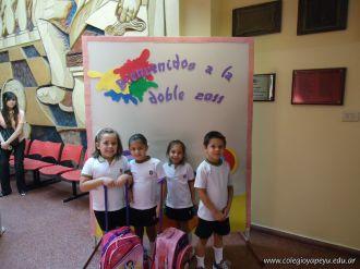 Primer dia de Doble Escolaridad de 1er grado 23