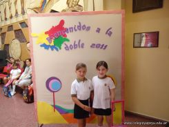 Primer dia de Doble Escolaridad de 2do grado 10