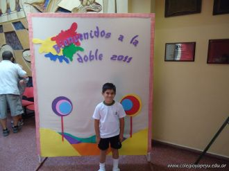 Primer dia de Doble Escolaridad de 2do grado 8