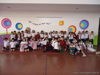 Primer dia de Doble Escolaridad de 2do grado 9