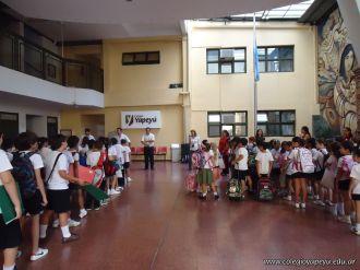 Primer dia de Doble Escolaridad de 3er grado 12