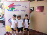 Primer dia de Doble Escolaridad de 3er grado 3