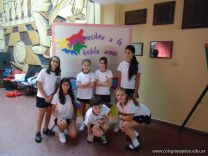 Primer dia de Doble Escolaridad de 6to grado 1