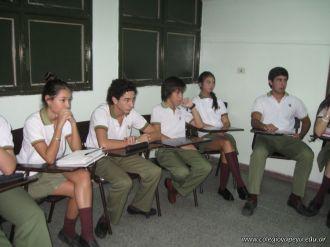 Primera reunion del Consejo de Delegados 6