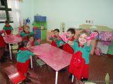 Primera semana de clases del Jardin 105