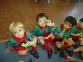 Primera semana de clases del Jardin 120