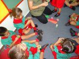 Primera semana de clases del Jardin 138