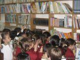 2do grado en la Biblioteca 8