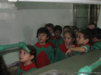 Salas de 5 en el Laboratorio 31