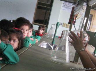 Salas de 5 en el Laboratorio 64